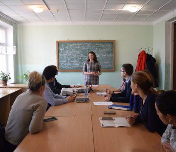 Отчет о проведении мероприятия «Конкурс для аспирантов на лучшую  презентацию научных исследований» на кафедре иностранных языков № 4  17 января 2019 года